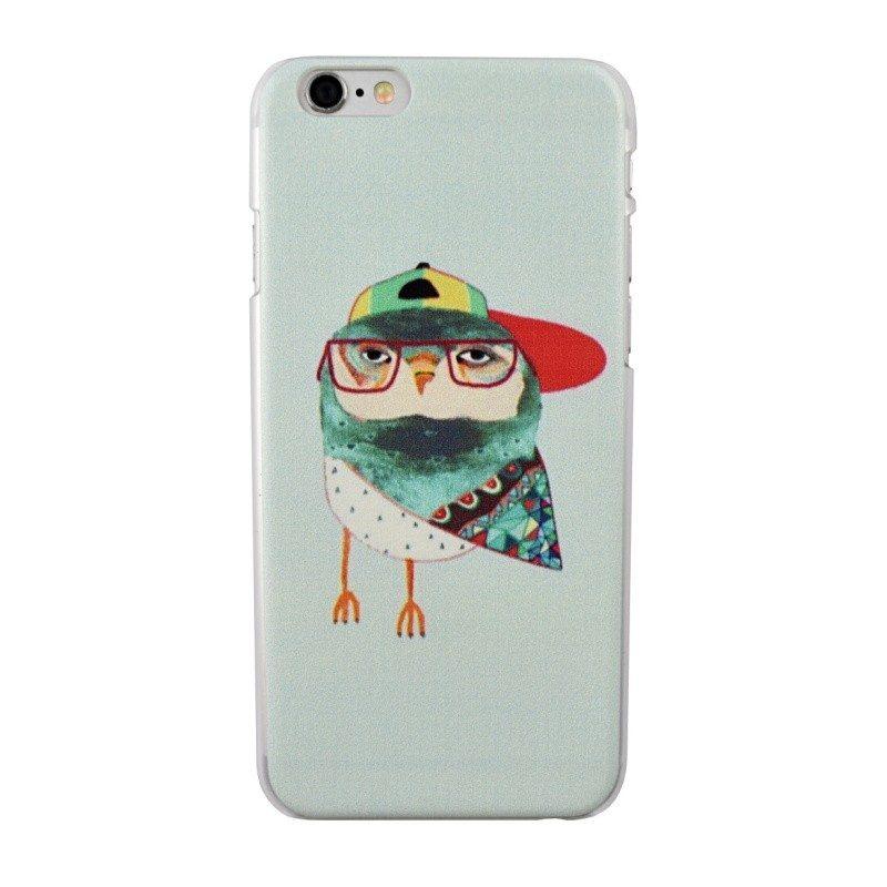 Plastový kryt pre iPhone 6/6S BIRD