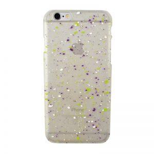 Plastový kryt pre iPhone 6/6S DOTS