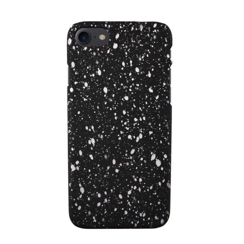 Plastový kryt pre iPhone 7/8 BLACK