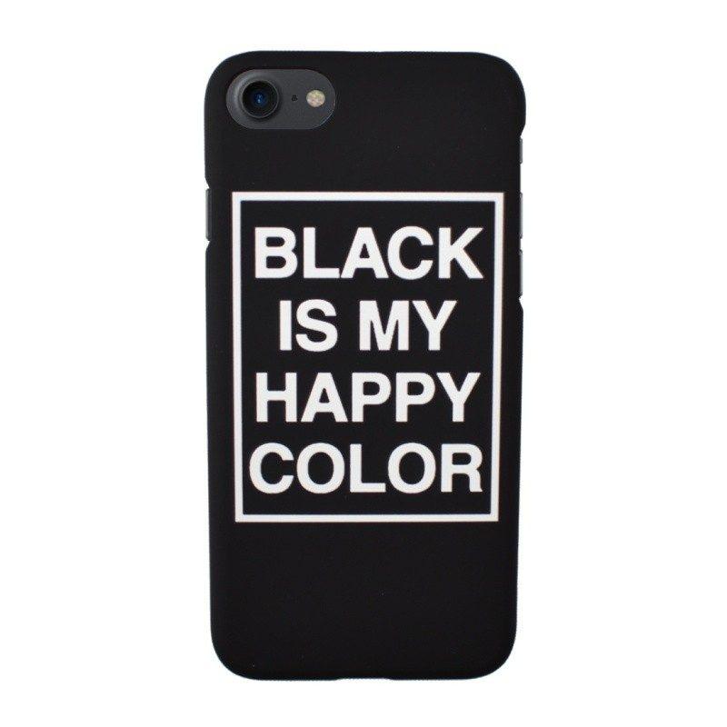 Plastový kryt pre iPhone 7/8 HAPPY