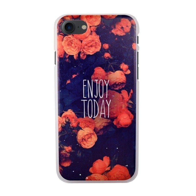 Plastový kryt pre iPhone 7/8 ENJOY TODAY