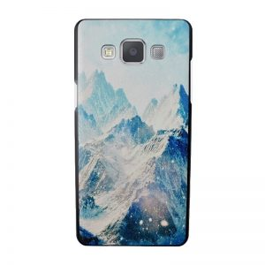 Plastový kryt pre Samsung Galaxy A5 2015 WINTER