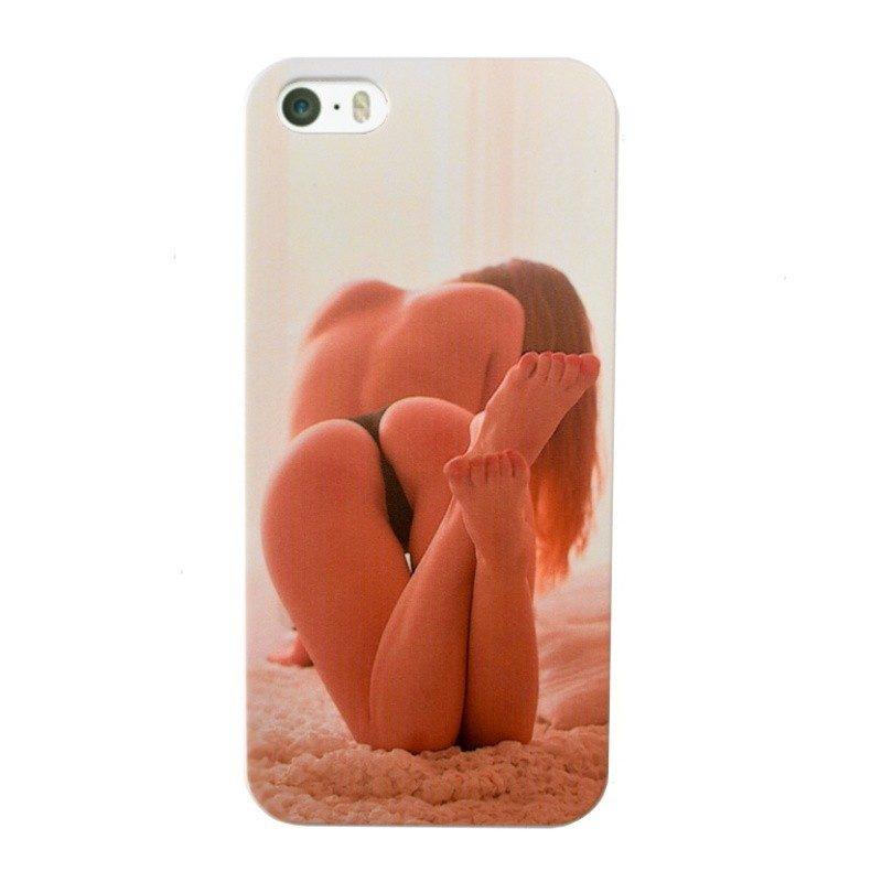 Plastový kryt pre iPhone 5/5S/SE NUDE