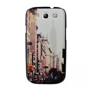 Plastový kryt pre Samsung Galaxy S3 CITY