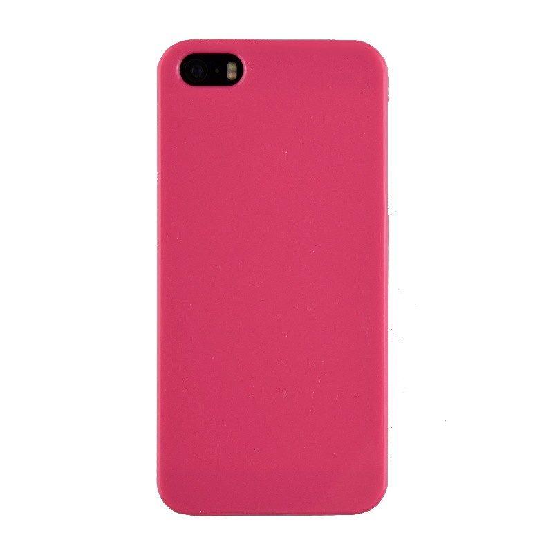 Plastový kryt pre iPhone 5/5S/SE PINK