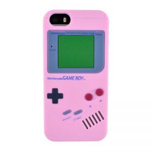 Silikónový kryt pre iPhone 5/5S/SE GAME