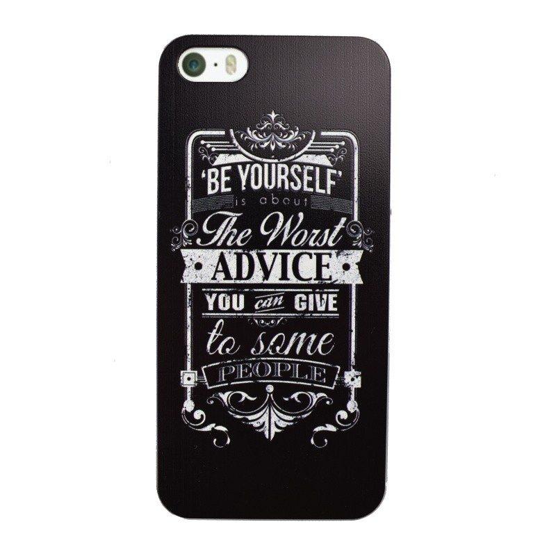 Plastový kryt pre iPhone 5/5S/SE YOURSELF