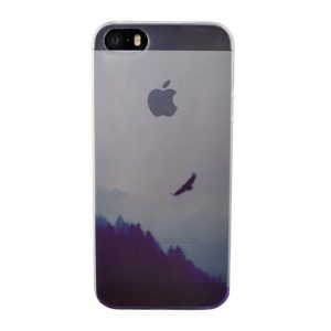 Silikónový kryt pre iPhone 5/5S/SE EAGLE