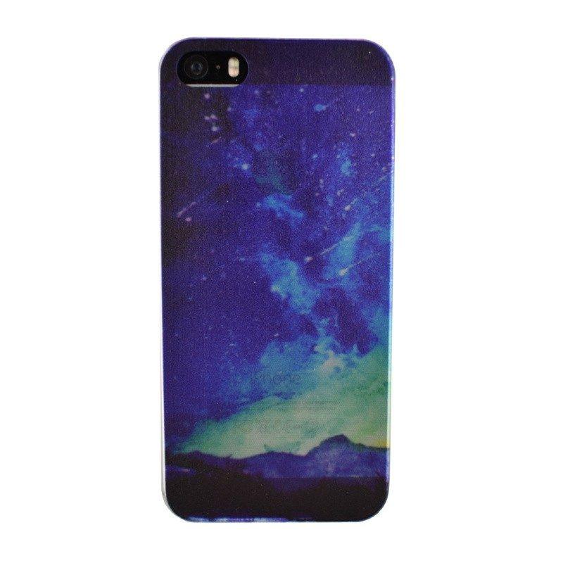 Silikónový kryt pre iPhone 5/5S/SE SKY