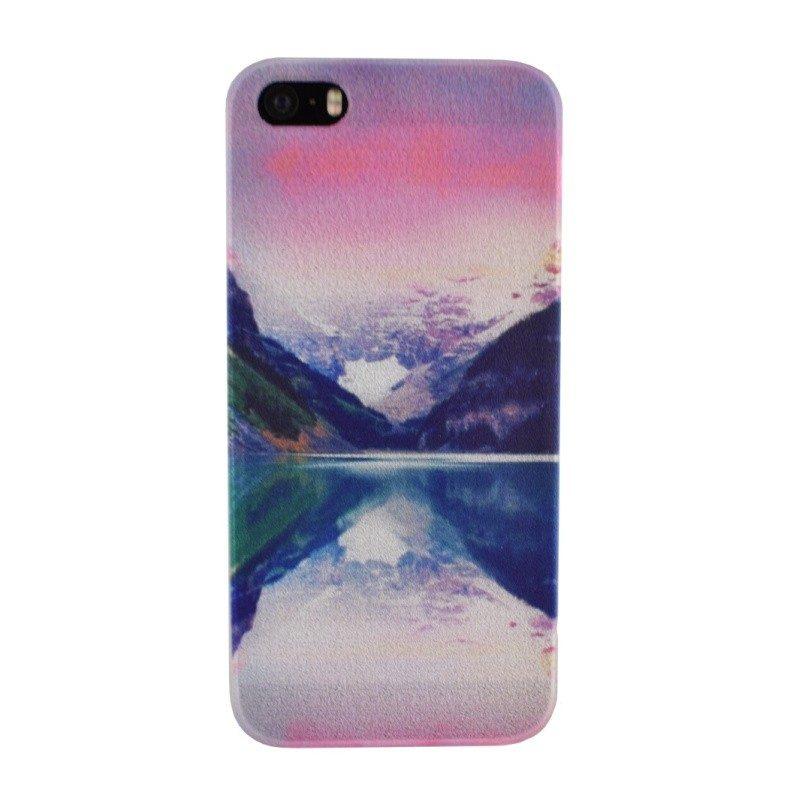 Silikónový kryt pre iPhone 5/5S/SE PARADISE