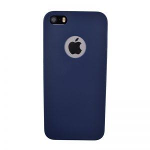Silikónový kryt pre iPhone 5/5S/SE BLUE