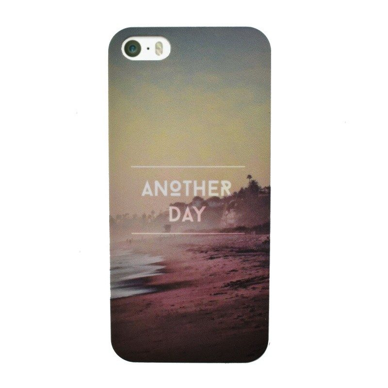 Plastový kryt pre iPhone 5/5S/SE ANOTHER DAY