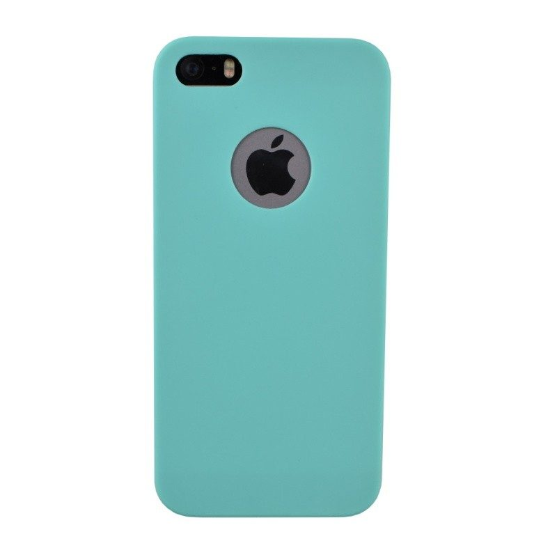 Silikónový kryt pre iPhone 5/5S/SE MODERN