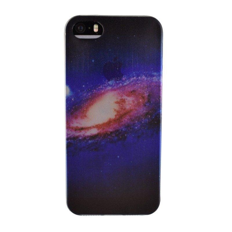 Silikónový kryt pre iPhone 5/5S/SE UNIVERSE