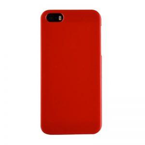 Plastový kryt pre iPhone 5/5S/SE RED