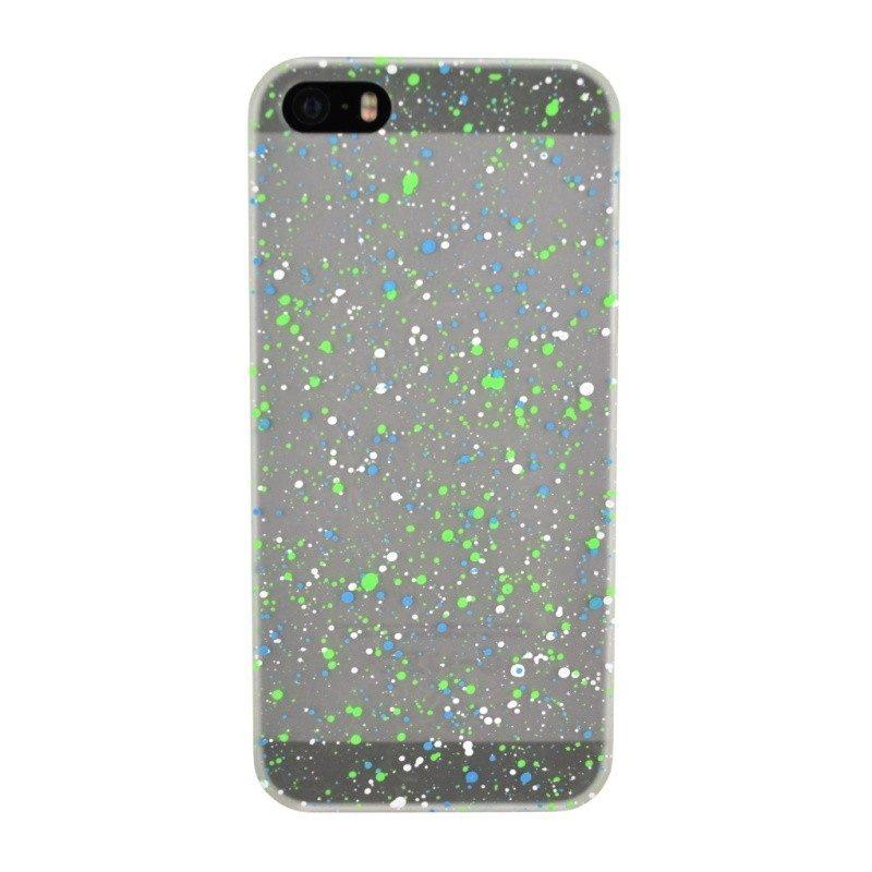 Plastový kryt pre iPhone 5/5S/SE DOTS