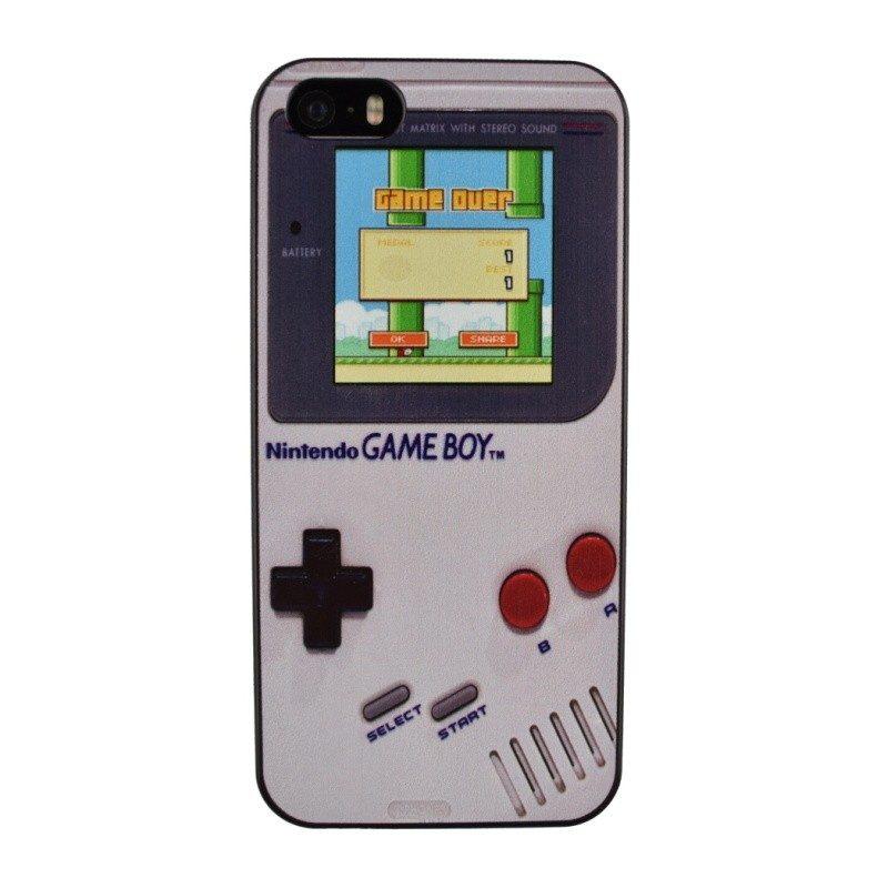Plastový kryt pre iPhone 5/5S/SE GAME