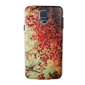 Plastový kryt pre Samsung Galaxy S5 SPRING