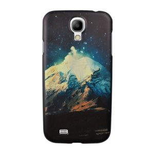 Plastový kryt pre Samsung Galaxy S4 MOUNTAIN