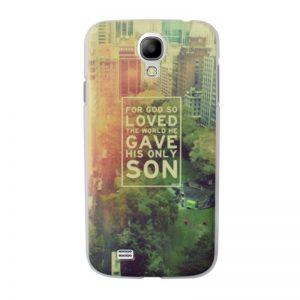 Plastový kryt pre Samsung Galaxy S4 SON