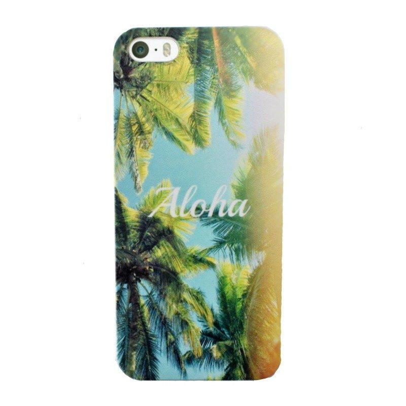 Plastový kryt pre iPhone 5/5S/SE ALOHA