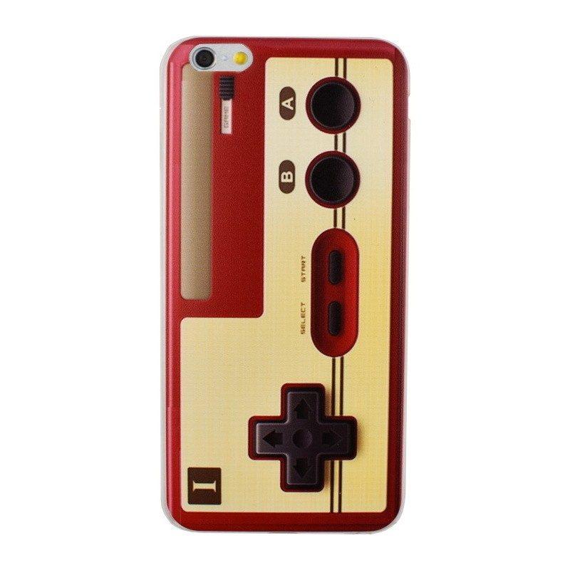 Silikónový kryt pre iPhone 6/6S Plus GAME