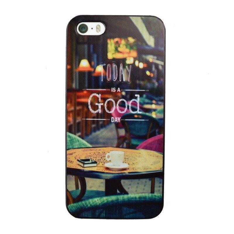 Plastový kryt pre iPhone 5/5S/SE GOOD