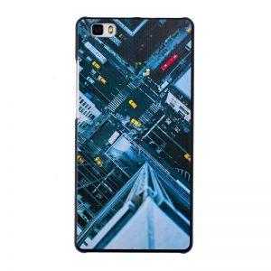Plastový kryt pre Huawei P8 Lite CITY
