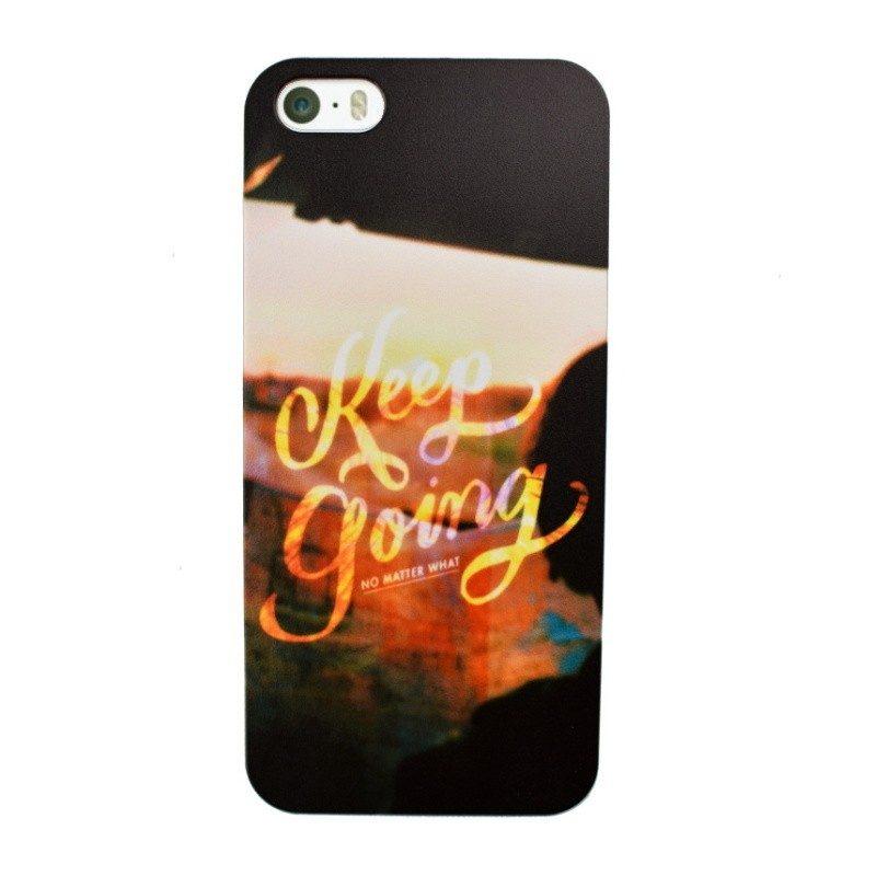 Plastový kryt pre iPhone 5/5S/SE KEEP