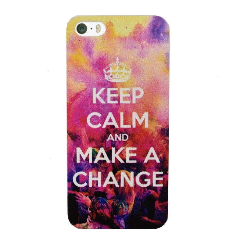 Plastový kryt pre iPhone 5/5S/SE CHANGE