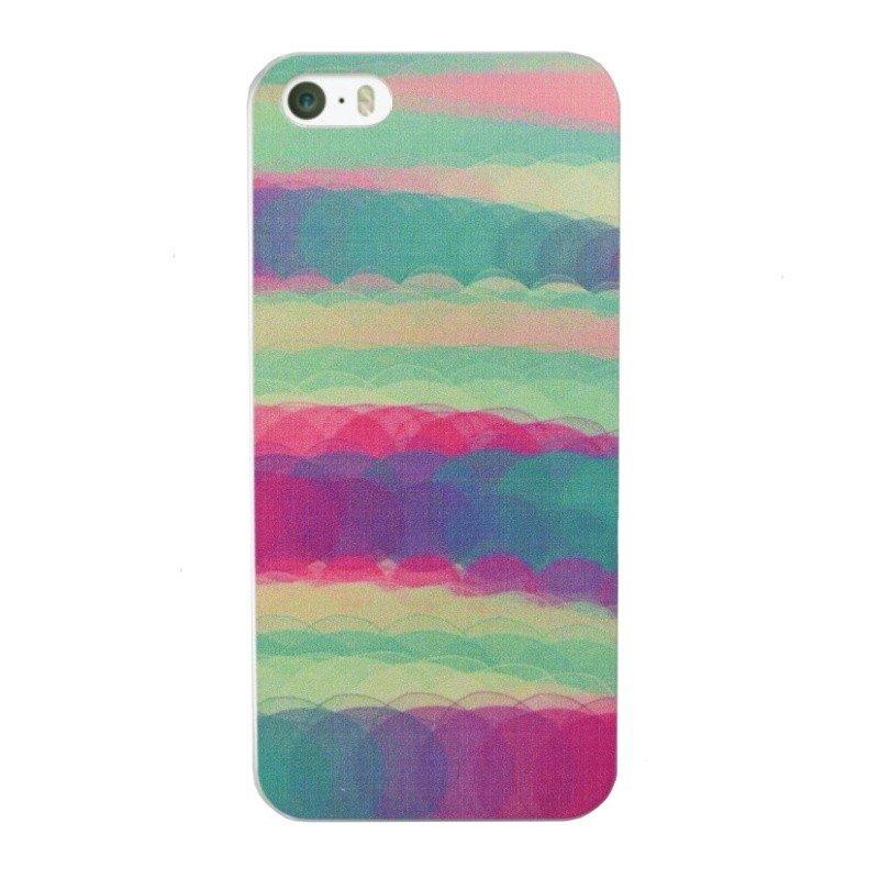 Plastový kryt pre iPhone 5/5S/SE COLORS