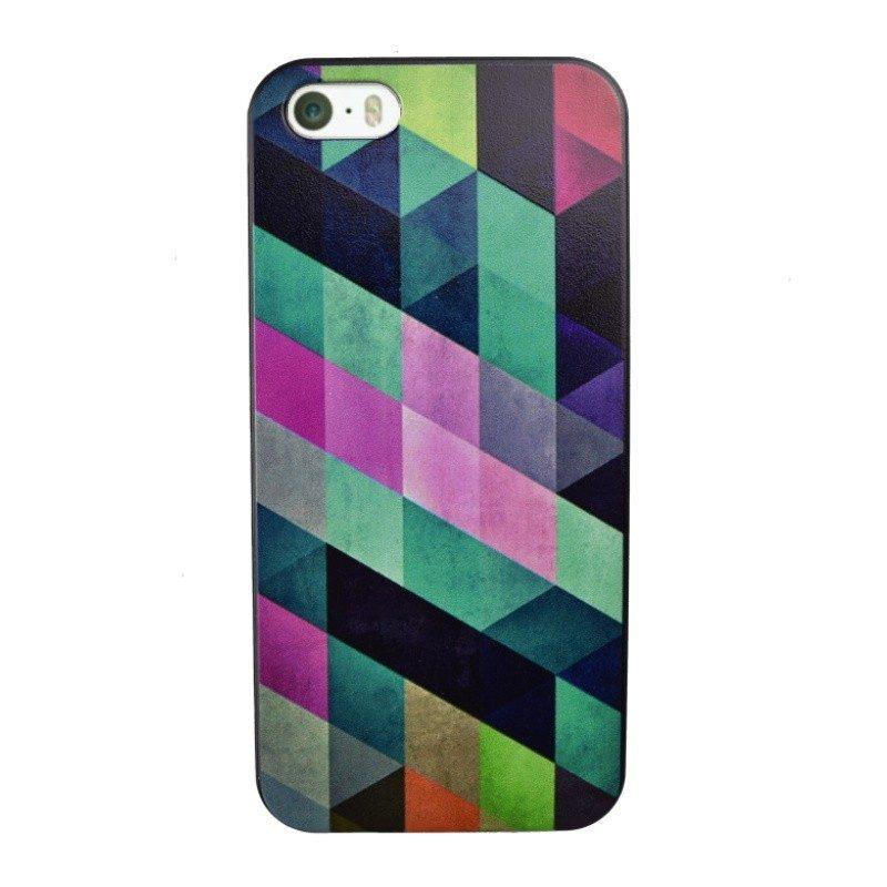 Plastový kryt pre iPhone 5/5S/SE GREEN