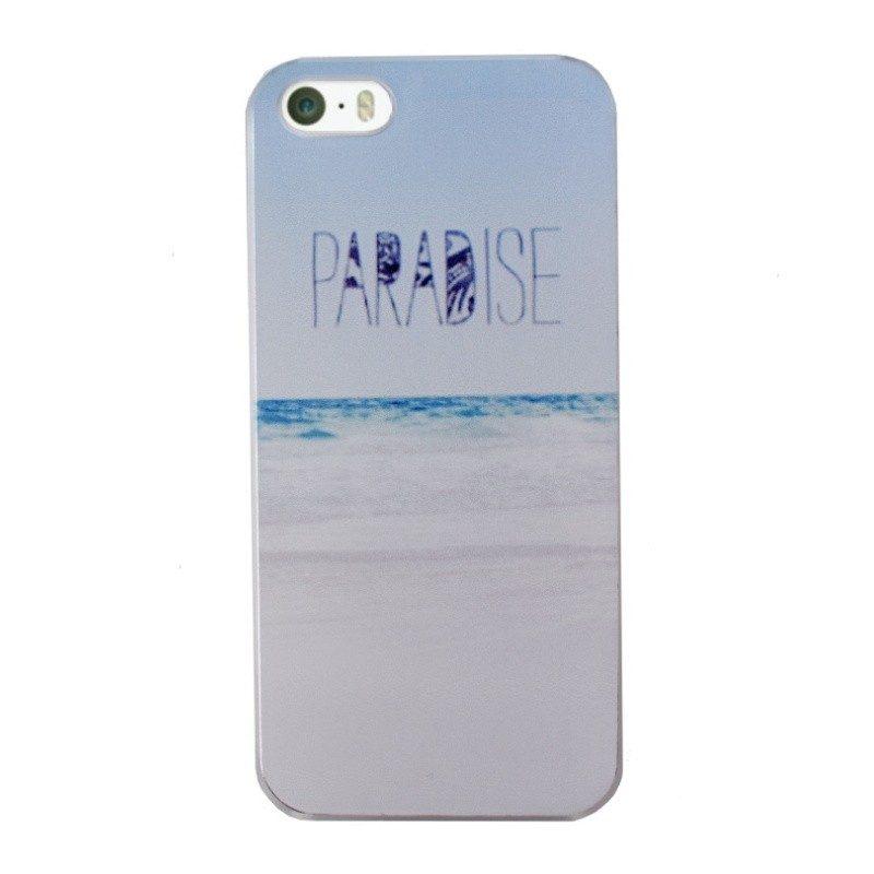 Plastový kryt pre iPhone 5/5S/SE PARADISE