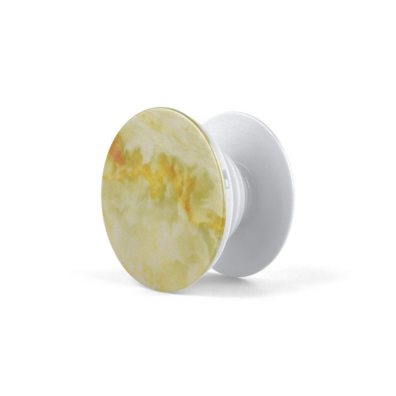 PopSocket Yellow Marble