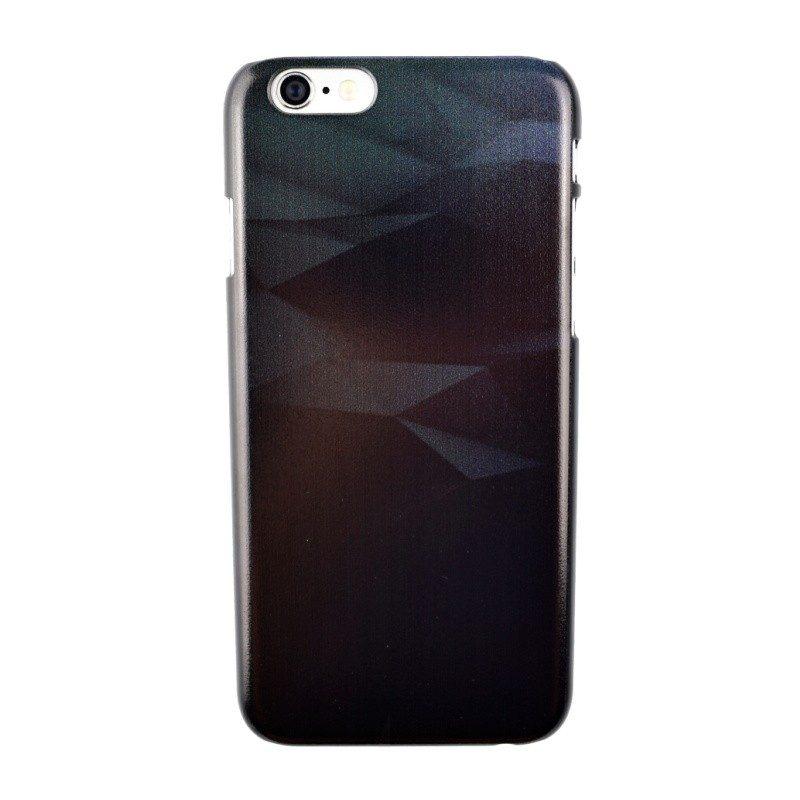 Plastový kryt pre iPhone 6/6S DARK