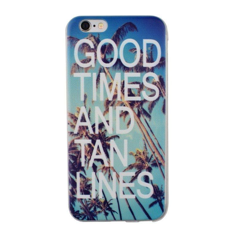 Silikónový kryt pre iPhone 6/6S TIMES