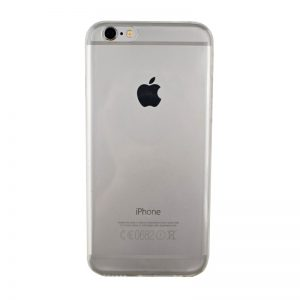 Silikónový kryt pre iPhone 6/6S CLEAR