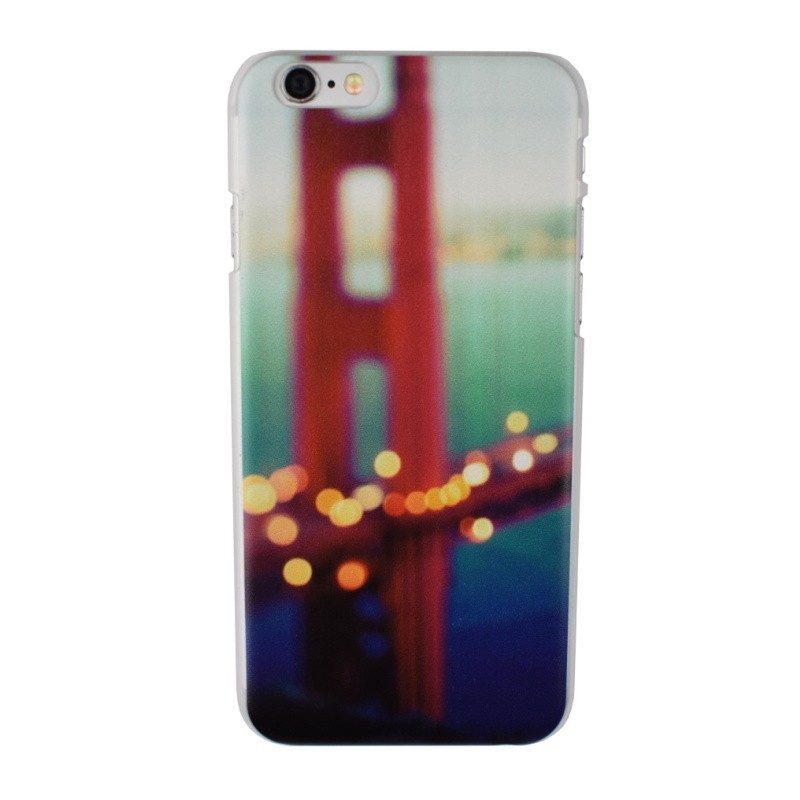 Plastový kryt pre iPhone 6/6S BRIDGE
