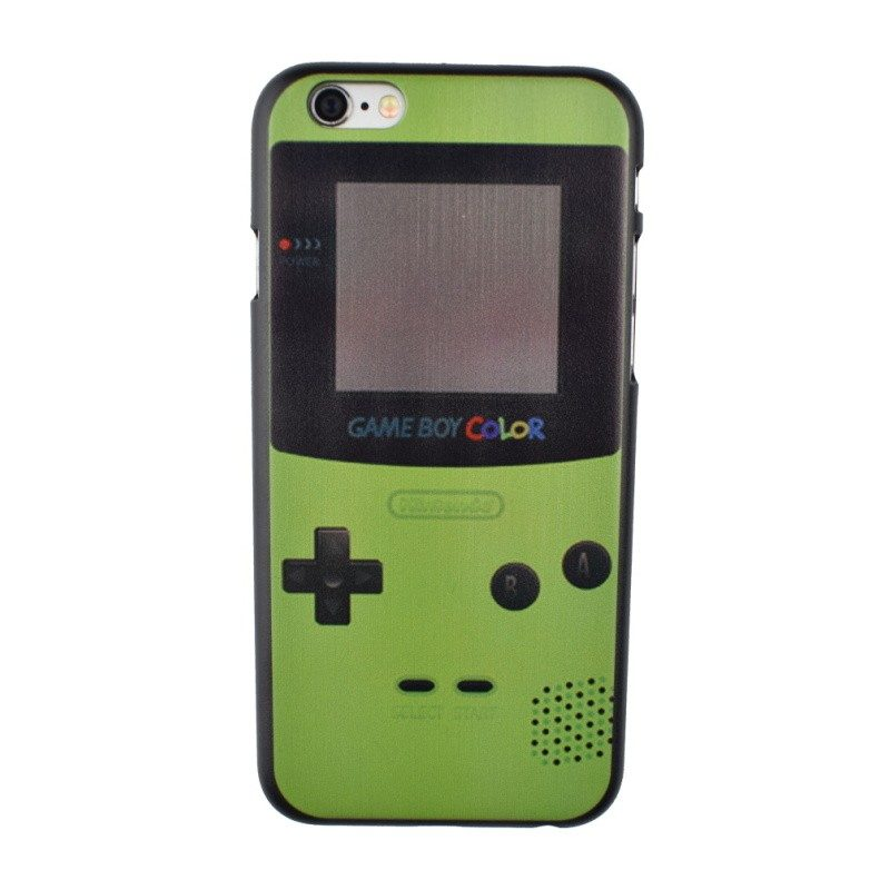 Plastový kryt pre iPhone 6/6S GAME