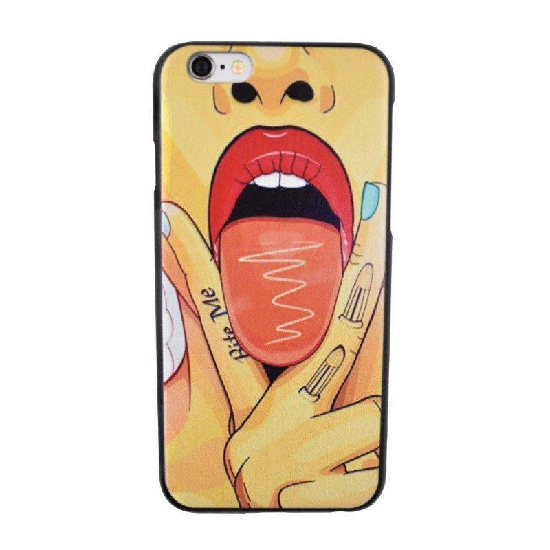 Plastový kryt pre iPhone 6/6S WOMAN