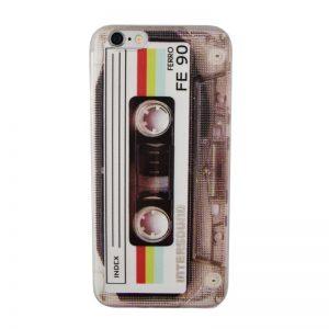 Silikónový kryt pre iPhone 6/6S CASSETTE