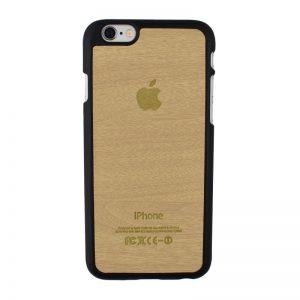 Plastový kryt pre iPhone 6/6S WOOD