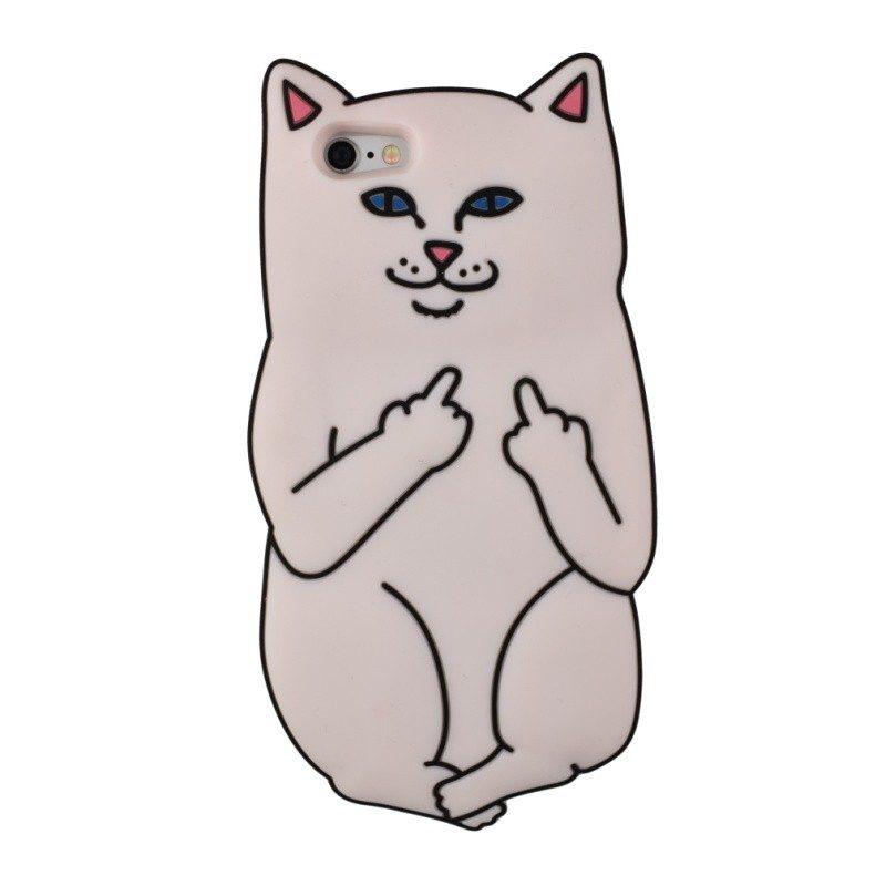 Silikónový kryt pre iPhone 6/6S CAT