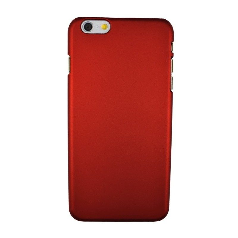Plastový kryt pre iPhone 6/6S Plus RED