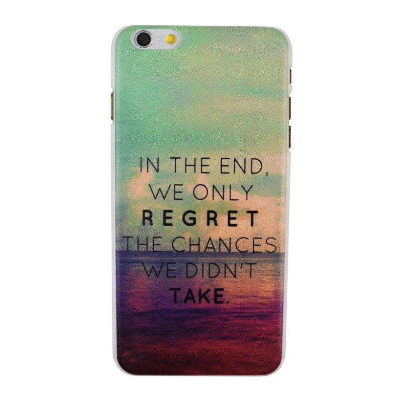 Plastový kryt pre iPhone 6/6S Plus REGRET