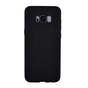Silikónový kryt pre Samsung Galaxy S8+ BLACK