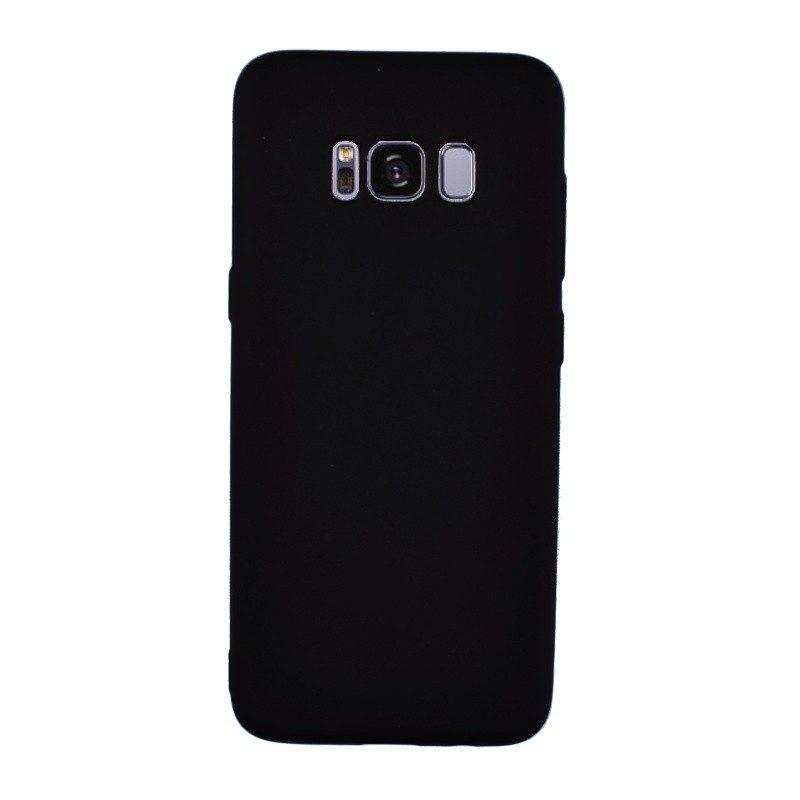 Silikónový kryt pre Samsung Galaxy S8 BLACK
