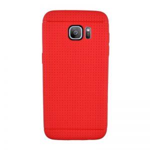 Silikónový kryt pre Samsung Galaxy S7 Edge RED