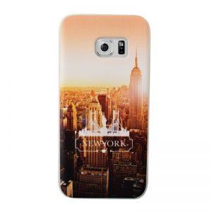 Silikónový kryt pre Samsung Galaxy S7 NEW YORK