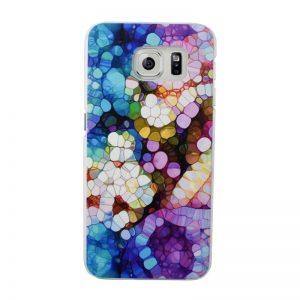 Plastový kryt pre Samsung Galaxy S7 MOSAIC